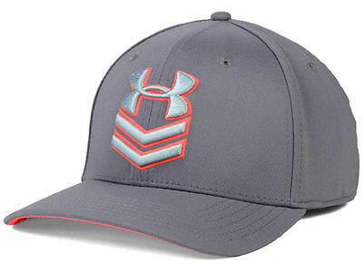 9dd325f166f UNDER ARMOUR UNDENIABLE Cap - Gray Orange -  19.99