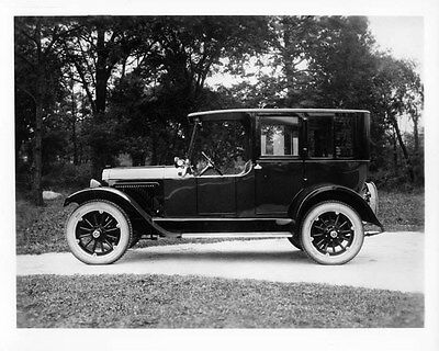 1922 Willys Knight Model 20A ORIGINAL Factory Photo oad9412