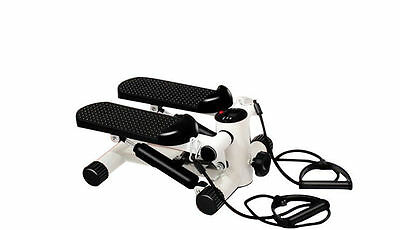 Mini Stepper Legs Arms Thigh Fitness Exercise Gym Aerobic Workout Machine House