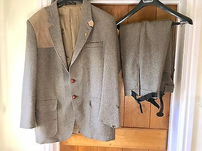 orvis Tweed Jacket & Breeks Fishing Hunting Sporting Shooting