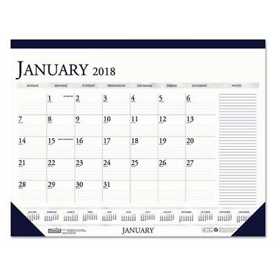 House of Doolittle 2018 Monthly Desk Pad Calendar - 164