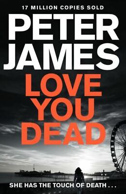 The Roy Grace series: Love you dead by Peter James (Paperback) Amazing Value