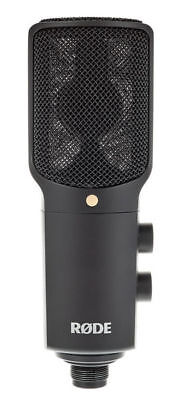 Rode NT-USB Studio Condenser Microphone with USB Interface w FREE RODE GIFT