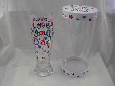 Lesser And Pavey Humbugalicious Love You Dad Bierglas Ware: Lp17296