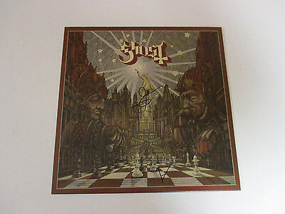 Ghost Bc Autographed Signed Vinyl Album 1 With Signing Picture Proof