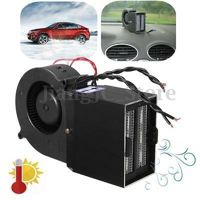 12V 500W 300W Car ElectricTravel Heating Heater Fan Window Defroster Demister