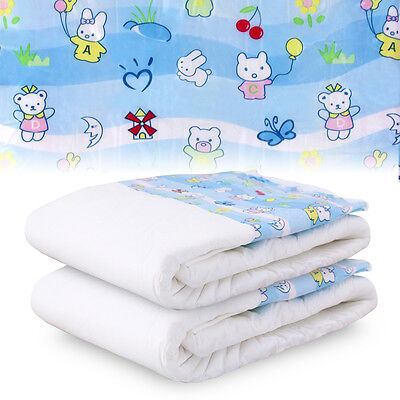 Bambino Bellissimo Adult ABDL Diapers 8 Nappies