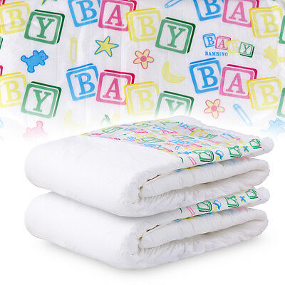 Bambino Classico Adult ABDL Diapers 8 Nappies