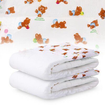 Bambino Teddy  Adult ABDL Diapers 8 Nappies - Size Large
