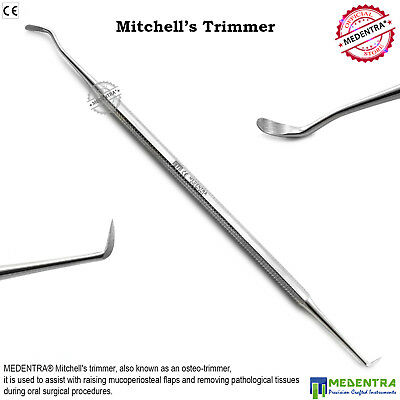 Dental Surgical Mitchell Trimmer For Pathological tissues Oral Tooth Extraction