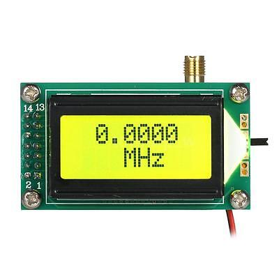 New Digital LCD 1-500MHz Frequency Counter Tester Measurement Meter Module K9Q5