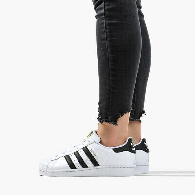Scarpe Donna/junior Sneakers Adidas Originals Superstar [C77154]