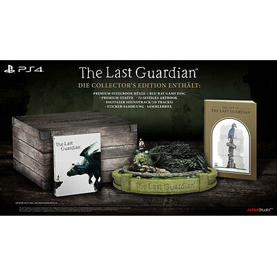 The last guardian coll. ed PS4 NEUOVP