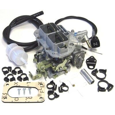 New genuine Weber 32/36 DGV carb. with fitting kit Ford Pinto FREE NEXT DAY DEL!