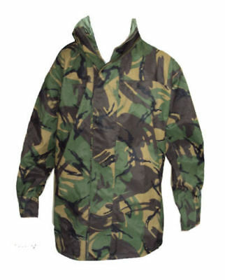 British Forces Waterproof Breathable Army Goretex Camo Jackets