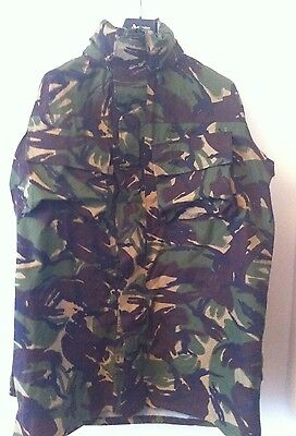 British Forces Waterproof  Breathable Army Goretex Camo Jackets 2breast pockets