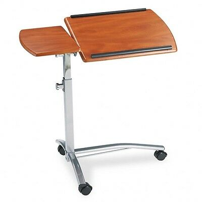 Mayline Adjustable Laptop Table Stand Caddy - 950MEC