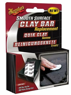 "Meguiars Reinigungsknete ""Smooth Surface"" Clay Bar G1001EU (39,80 EUR/100g)"