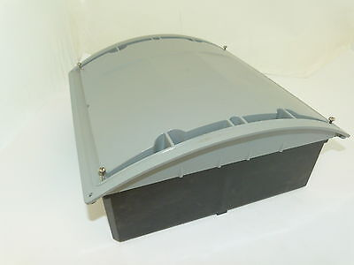 Carlon E1212C24 Curved Lid Junction Box New Out of Box