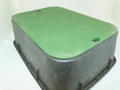 """NDS Irrigation Control Valve Box 17""""x12""""x6"""" New Other"""