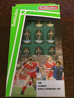 Subbuteo LW Team - Ref. 768 Germany (World Champions 1990)