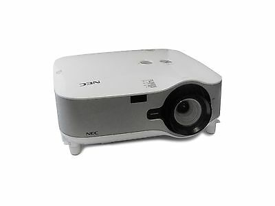NEC NP1000 3500 Lumens 3 LCD Digital Projector - 1776 Lamp Hours