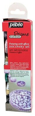 Pebeo Fantasy Prisme Discovery Set 6 x 20ml - Multi-surface paint