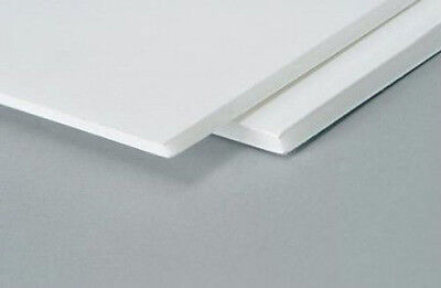 FOAMBOARD - 5mm A4 - 5 sheet pack -  White Foam Core Board