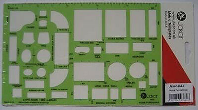 Jakar Template 4643 - Home Furnishings (1:50)