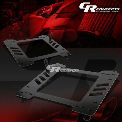 2X Left+Right Racing Bucket Seat Mounting Bracket For 13+ Frs Zn6/Brz Zc6/Gt86