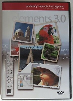 Photoshop Elements 3.0 For Beginners Dvd Pre-Owned                    (Inv12867)