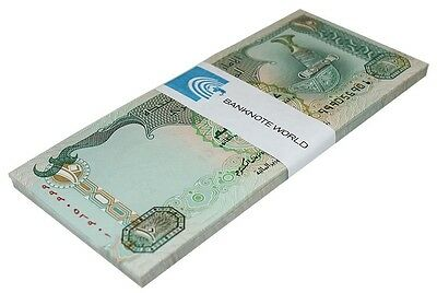 United Arab Emirates(UAE) 10 Dirhams X 50 Pieces(PCS),2013,P-27c,UNC,REPLACEMENT