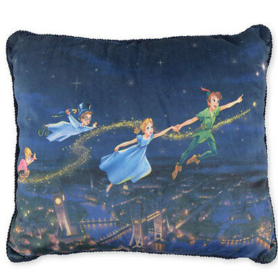 New 2016 Tokyo Disney Resort Limited cushion pillow Peter Pan Wendy Japan