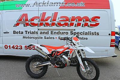 2017 Beta X Trainer 300 2T Enduro Bike (*Finance & UK Delivery available*)
