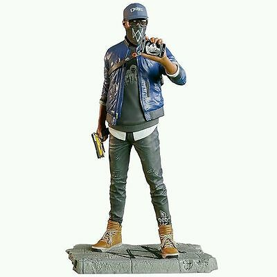 WATCH DOGS 2 SAN FRANCISCO  Marcus Statue Xbox One BOX - no game included