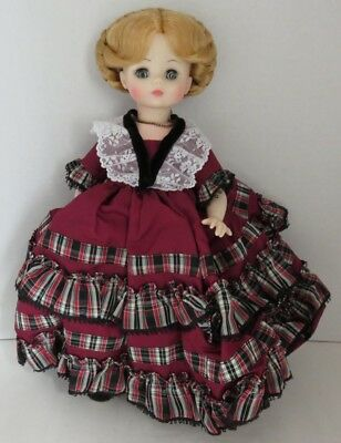 """Madame Alexander 13"""" First Ladies Betty Taylor Bliss Series Ii Doll   (Inv12456)"""