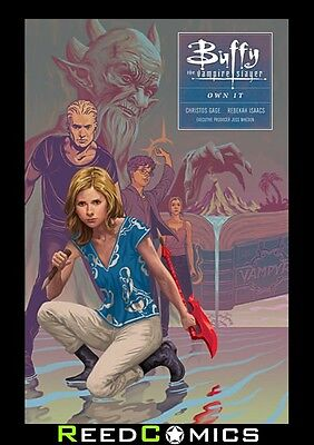 BUFFY THE VAMPIRE SLAYER SEASON 10 VOLUME 6 OWN IT GRAPHIC NOVEL New Paprback