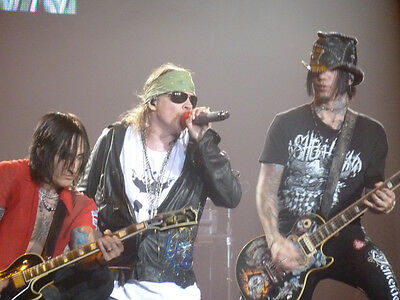 Guns N' Roses SOLD OUT FLOOR ROW 32! Aug 30, Edmonton, AB, 1-4 Tickets!