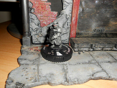 CUSTOM Heroclix Shadow Trooper #001 Special Forces Soldier Miniature Figure