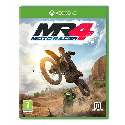 MotoRacer 4 Xbox One Game Brand New