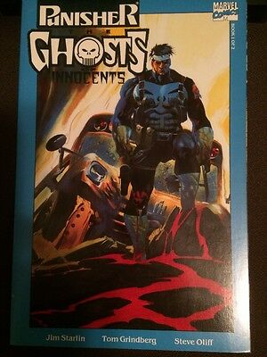 Lot of 2 Punisher The Ghost of Innocents Marvel Comic Books #1 2 NW1