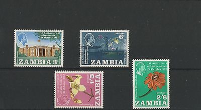 Zambia 1965 Independence