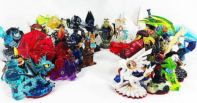 Skylanders Trap Team Loose Figures XBOX One Wii U PS3 PS4 3DS Boy Party Gift