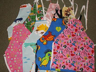 Childs Cotton Apron Age 4-7 Years