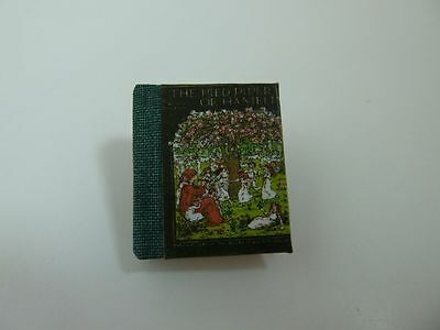 Dolls House Miniature 1:12 Scale Library Shop Printed The Pied Piper Book