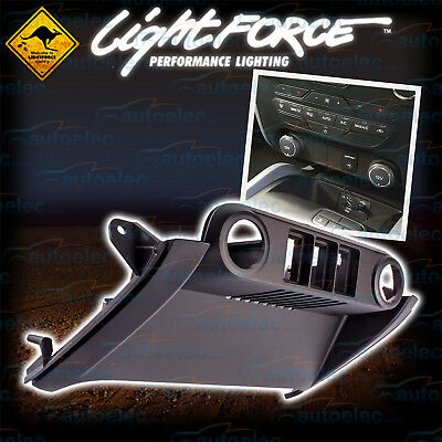 Lightforce Ford Ranger Px2 2015 Fascia Panel Kit Driving Light Bar Lamp Towpro