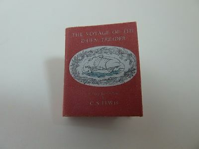 Dolls House Miniature 1:12 Scale Library Printed Voyage Book
