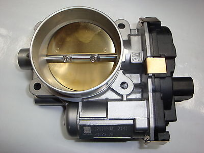 Holden Commodore Ve V6  Aloy-Teck Throttle Body Genuine New Fly By Wire. ,: