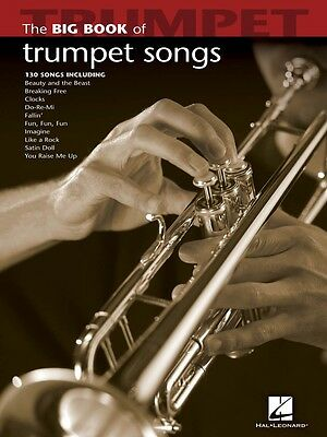 Brand New BIG BOOK OF TRUMPET SONGS Sheet Music