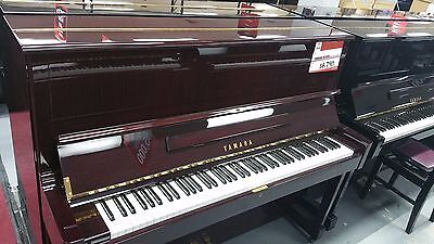 Yamaha W108 mahogany upright piano